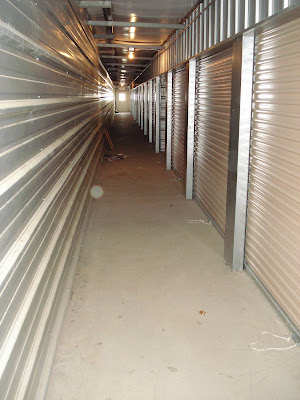 Comfortable Commercial Storage