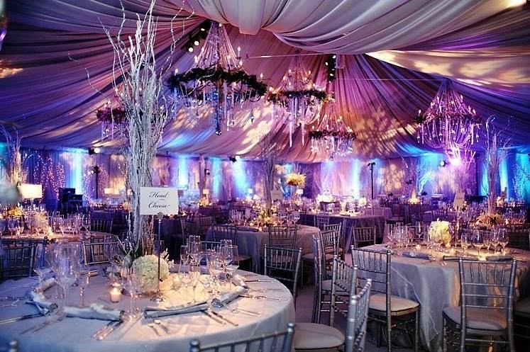 Simply Elegant Event and Wedding Design: Winter Wonderland ...
