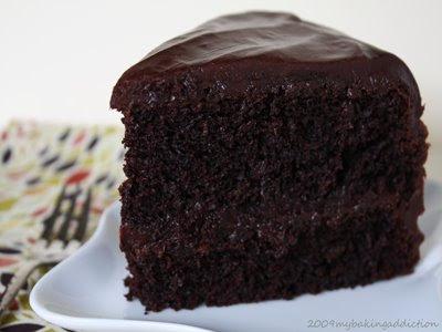 I Love Cake Black Magic Cake