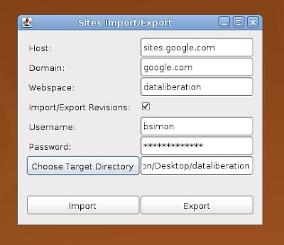 Cómo transferir un Google site de un dominio a otro o cómo duplicar un Google site completo