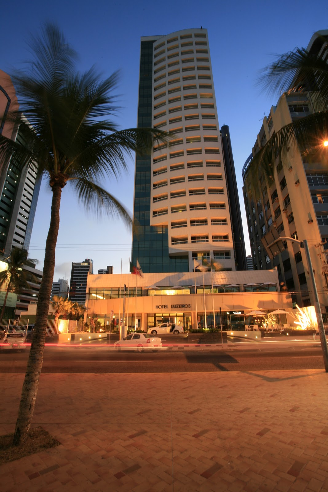 O VIAJANTE ESPECIAL Hotel Luzeiros  Fortaleza  CE