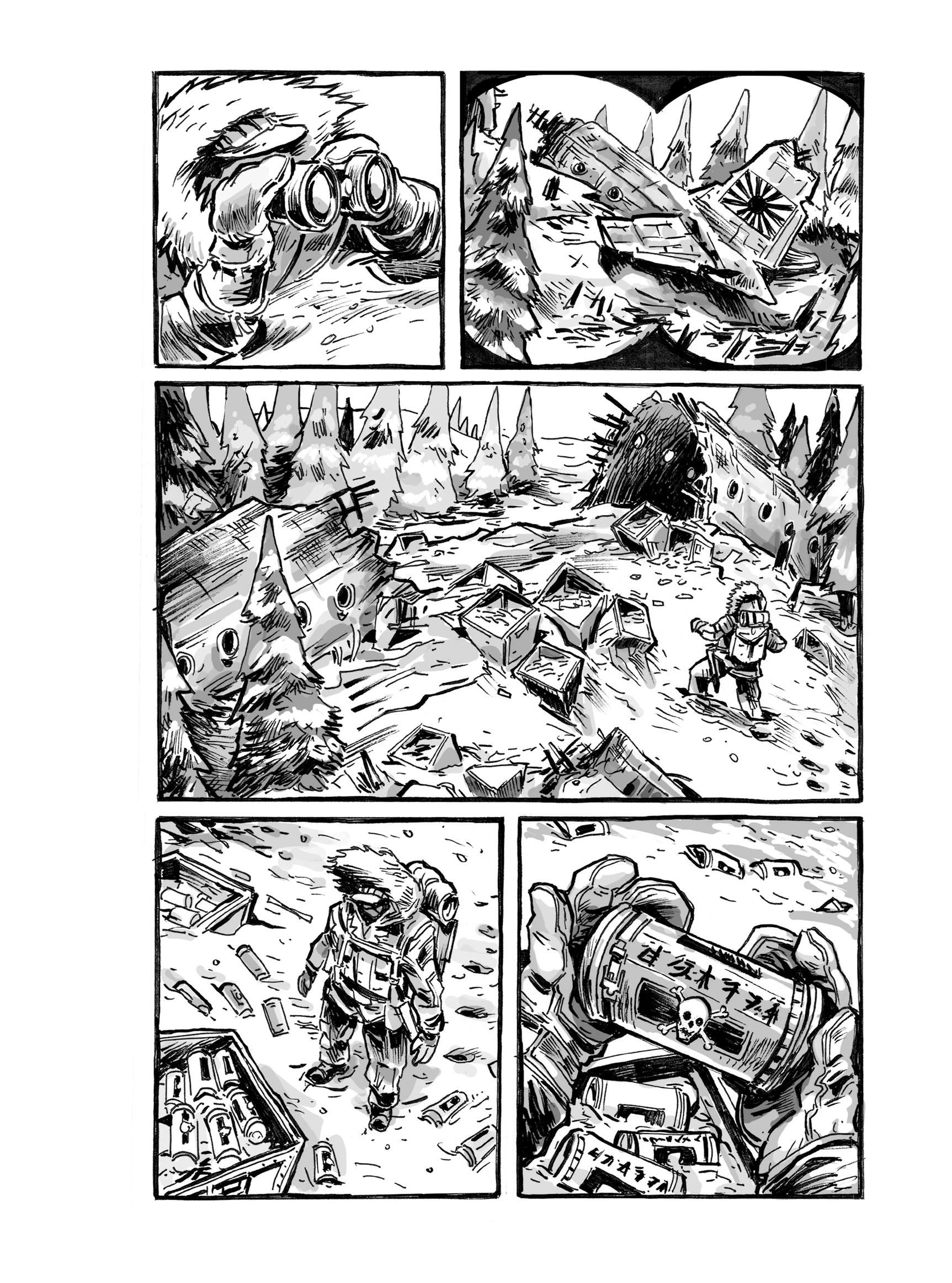 Read online FUBAR comic -  Issue #2 - 146
