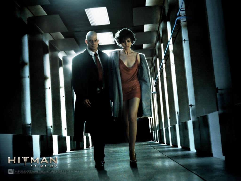 Hitman Movie Agent 47 HD Wallpapers ~ Desktop Wallpaper