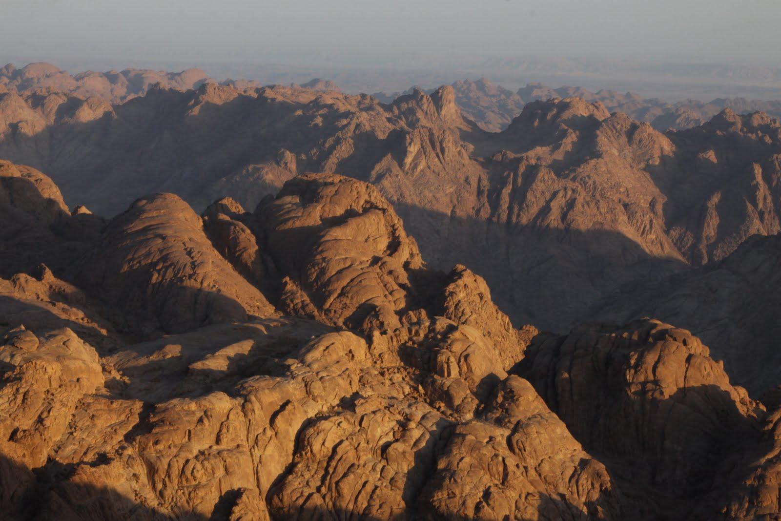 Walking Egypt's most popular mountains | Cicerone Press |Mount Sinai Eqypt