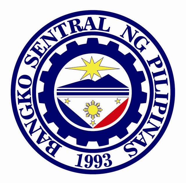 Central Bank Of The Philippines: Peso Coins And Banknotes: The BSP Logo