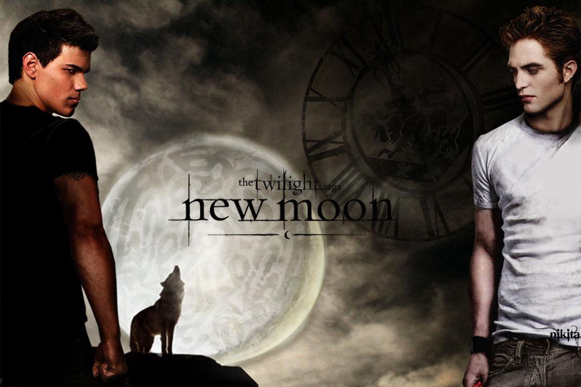 Jacob new moon naked