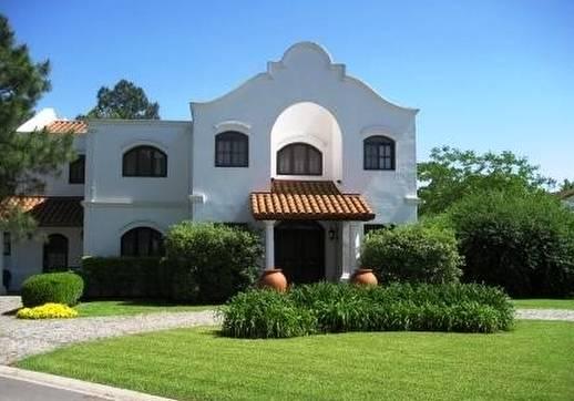 Casa estilo Colonial español