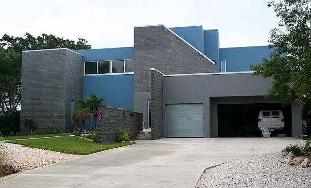 Residencia contemporánea en Sarasota, FL