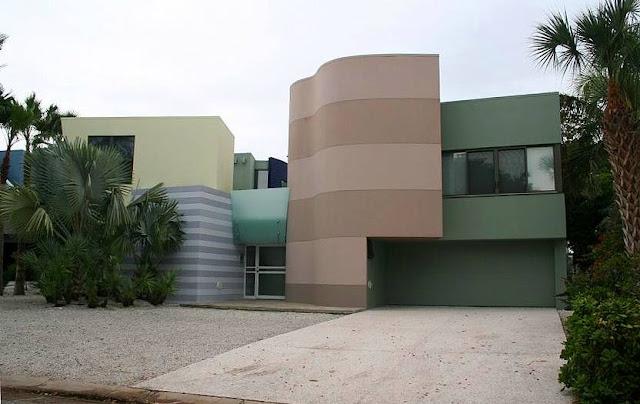 Residencia estilo Contemporáneo en Sarasota FL