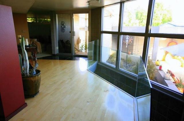 Interior de residencia americana Mid Century en Phoenix, Arizona