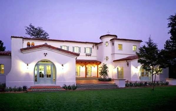 Casa estilo Español