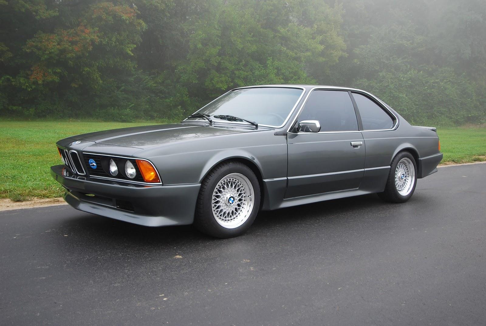 Bmw 635csi For Sale 1980 633csi