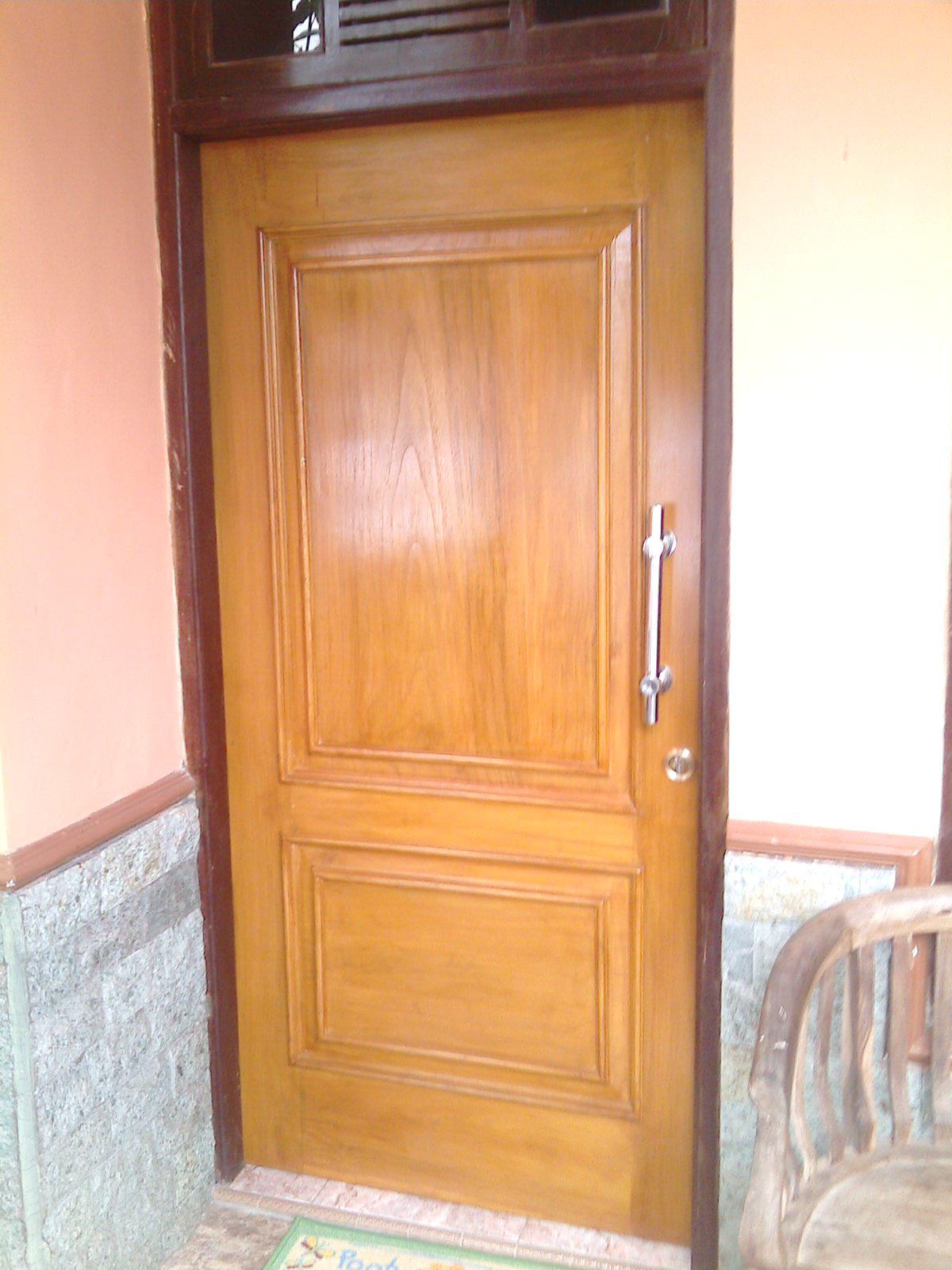 Image result for pintu kayu