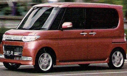 Daihatsu Tanto Like Luxio