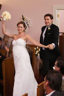 Jim And Pam Wedding Episode.Mojomom Jim Pam S Adorable Plan C
