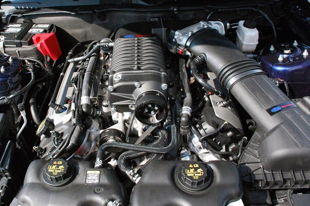 Ford Mustang 2.3 Turbo Kit