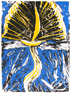 Jyoti Art Ashram: Pillar of Fire