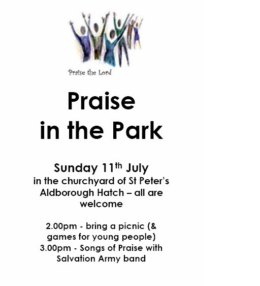 Between: Praise in the Park (3)