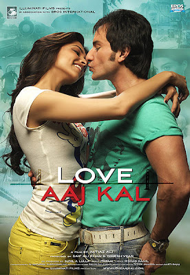 My Household Capers Movie Review Love Aaj Kal 2009 Hindi