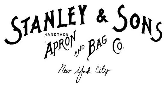 apron and bag