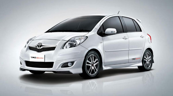 toyota yaris trd sportivo harga beda all new g dan terbaru 2012 spesifikasi cars di indonesia