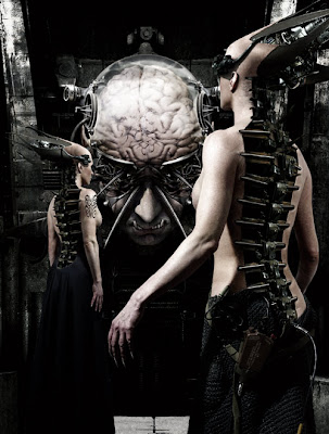Transhuman Images: Dystopia
