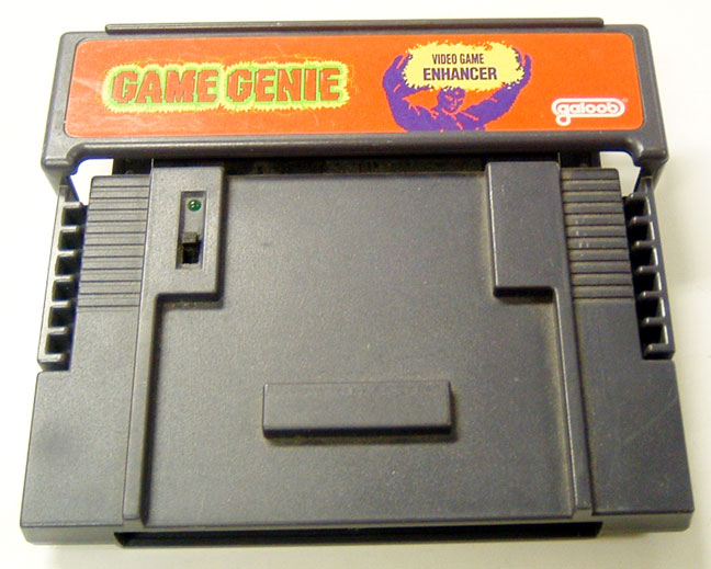 What Happened To Cheat Devices Game Genie Gameshark Action