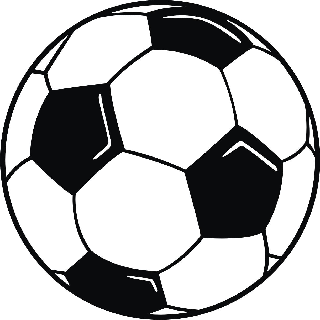 Clip Art: Soccer Ball