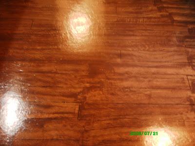 Fourborne Art My Hand Painted Quot Faux Quot Hardwood Cement Floors
