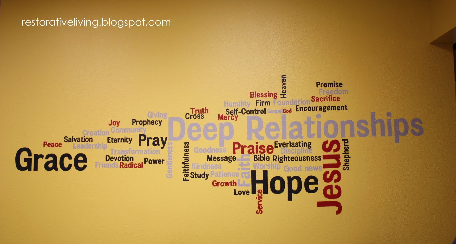 Graceful Living | Restorative Living