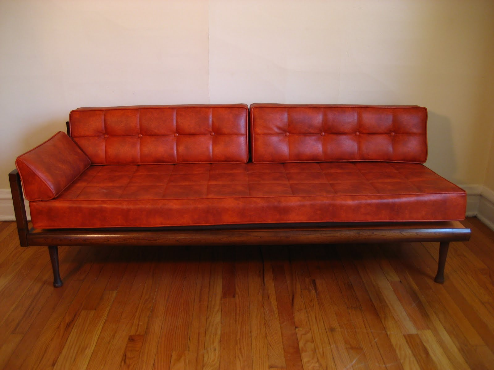 Daybed Sofas Sofa Cover Malaysia Flatout Design Mid Century