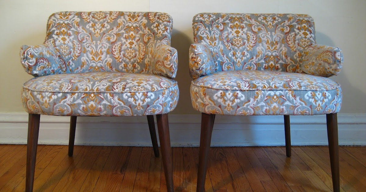 Flatout Design Upholstered Chairs