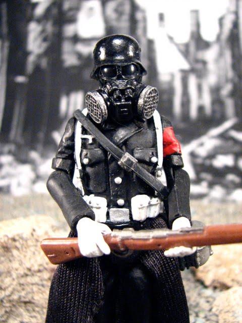 Storm Trooper Painting