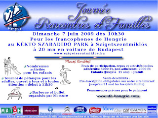 Rencontres francophones budapest