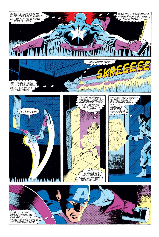 Read online Captain America (1968) comic -  Issue # _Annual 8 - 13