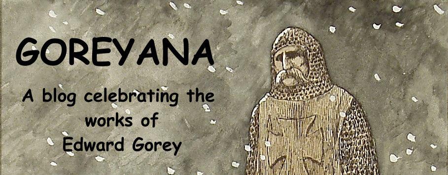Goreyana: TV Guide Soap Opera Artwork