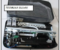 Cara Bongkar / Disassembly Canon IP 2770
