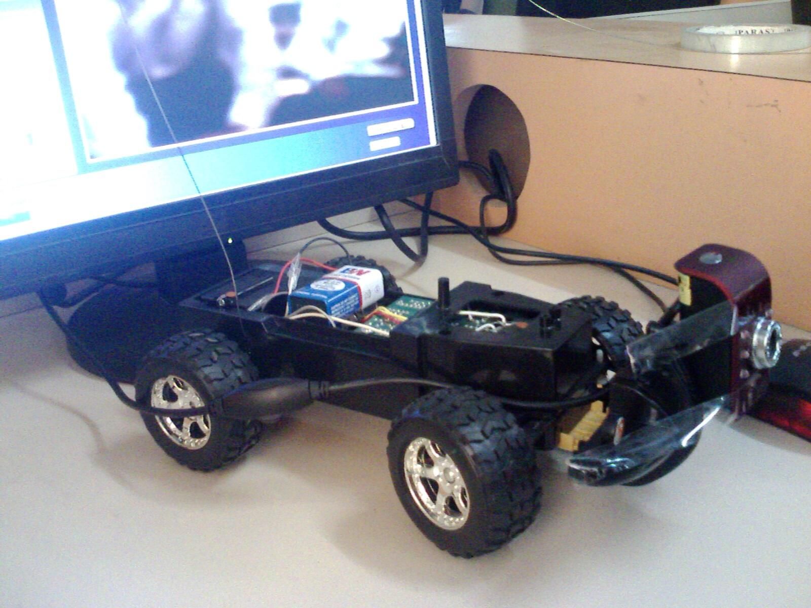 computer control rc car. Black Bedroom Furniture Sets. Home Design Ideas