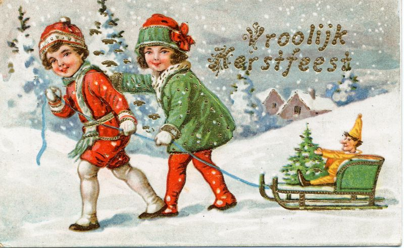 Merry Christmas In Dutch.Trace Your Dutch Roots Merry Christmas