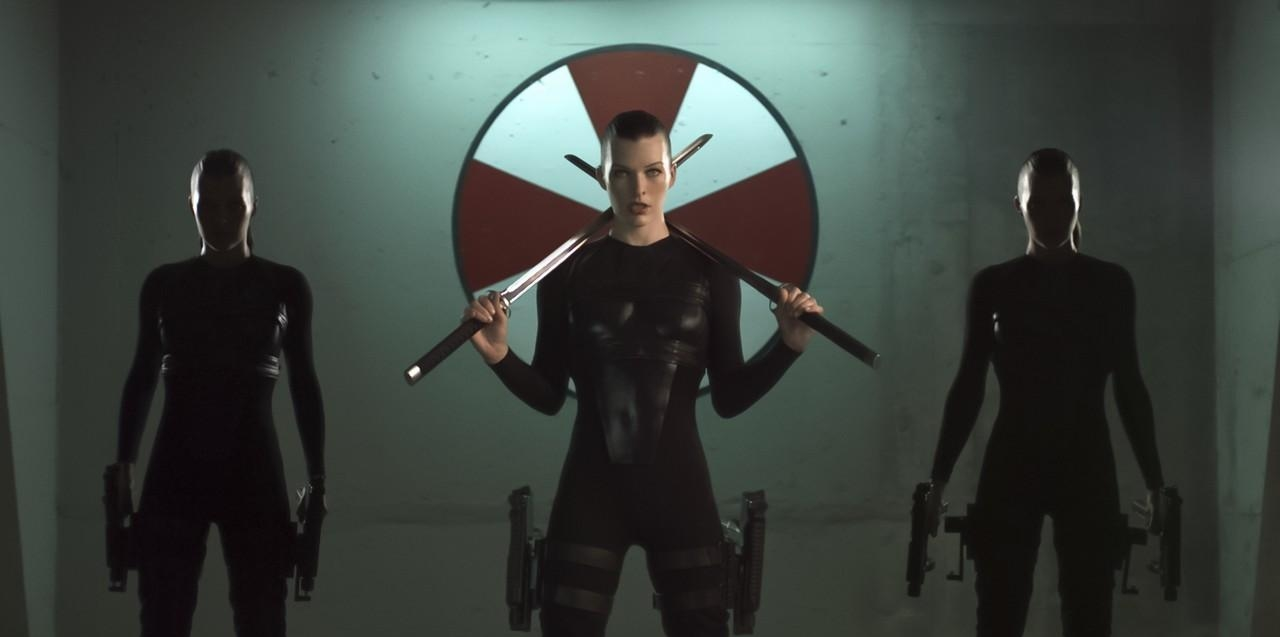 Resident Evil 4 Afterlife   Teaser Trailer