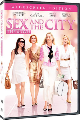 The sex and the city movie dvd