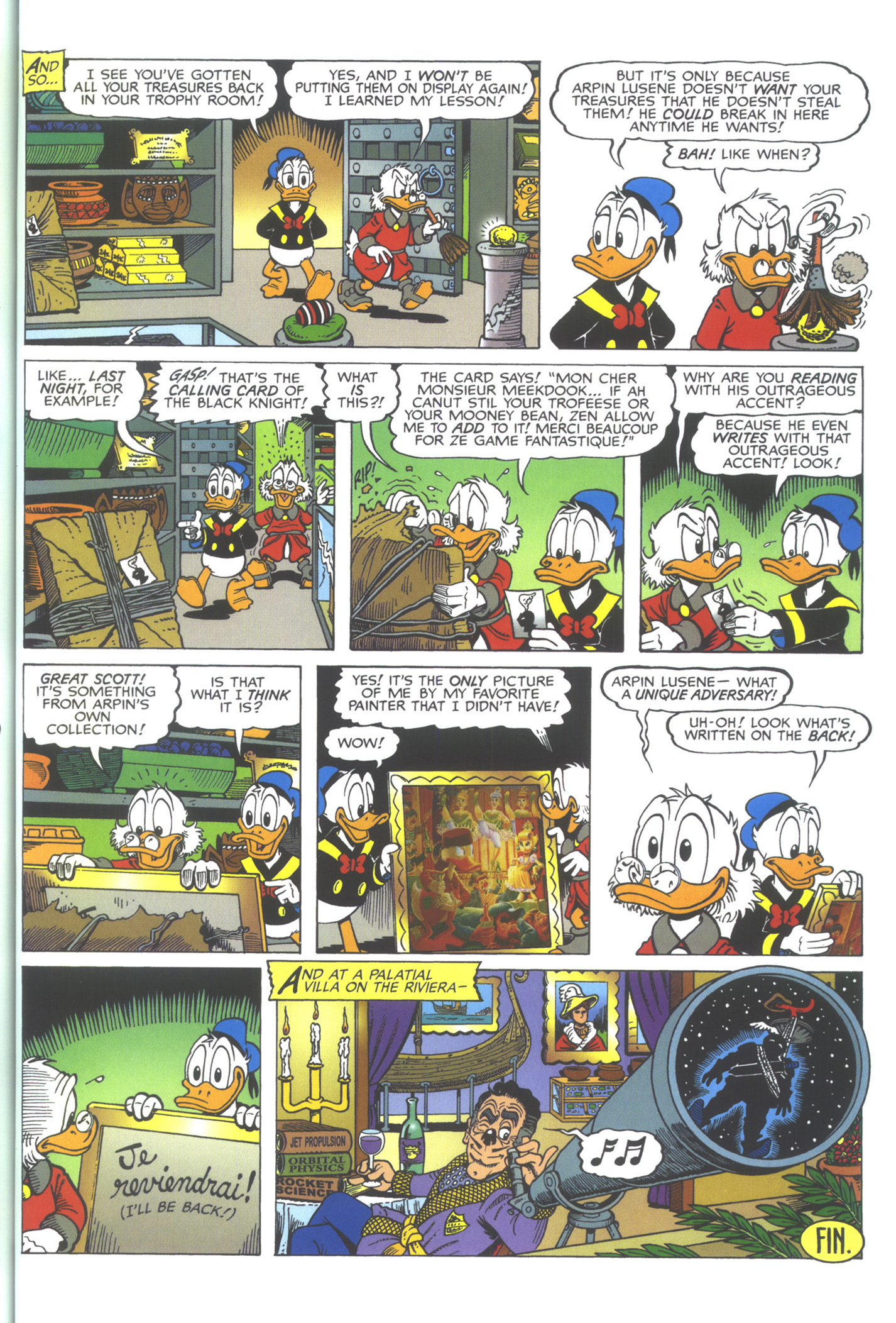 Read online Uncle Scrooge (1953) comic -  Issue #354 - 65