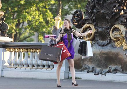 Adore Cherie Gossip Girl A Paris
