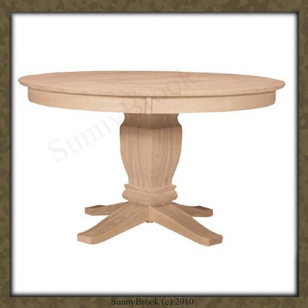 All Wood Unfinished Furniture Coeur D, Unfinished Furniture Spokane