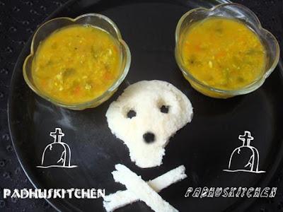 Quick sambar-Instant sambar for idli dosa