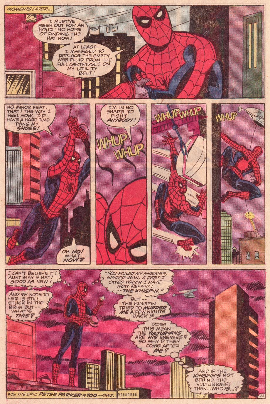 Web of Spider-Man (1985) Issue #2 #12 - English 23