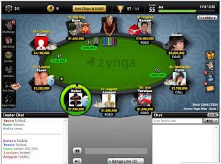 Trick Cara Hacking Chips Poker Zynga Texas Holdem Poker