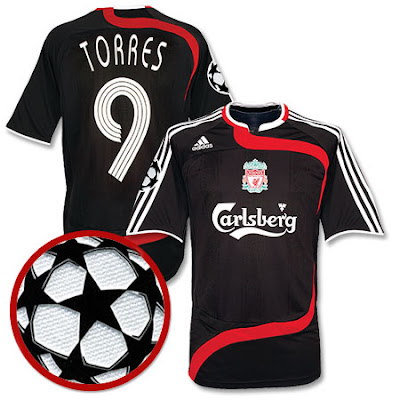 check out 39d1b 9af86 New Kits on The Blog: 07-08 Liverpool European Away shirt + ...