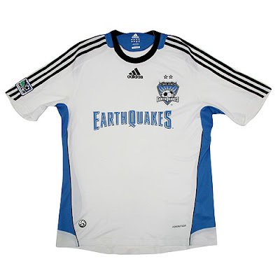 official photos 55db1 18737 New Kits on The Blog: 2008 adidas San Jose Earthquakes ...