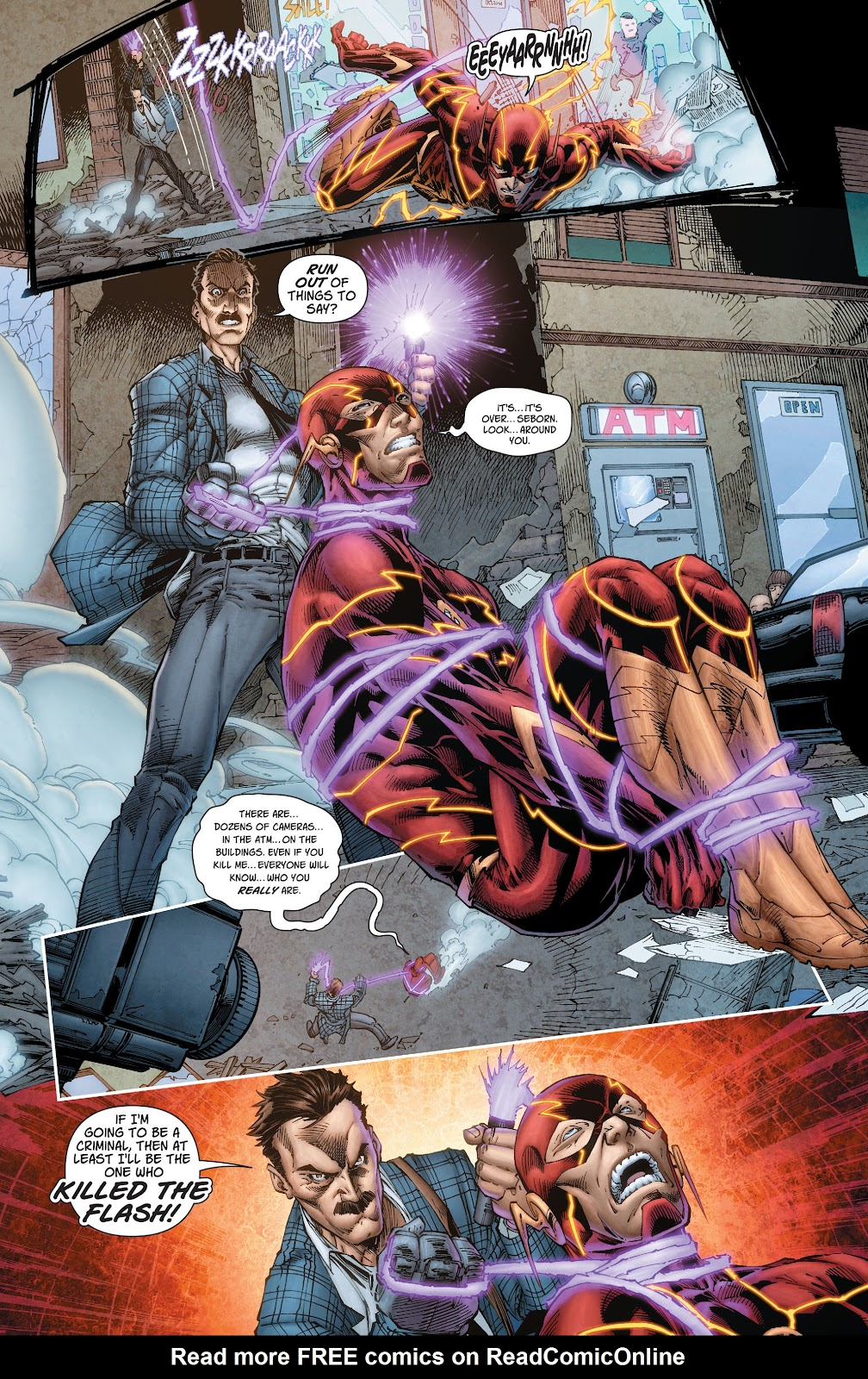 Read online The Flash (2011) comic -  Issue # _TPB 6 (Part 2) - 28